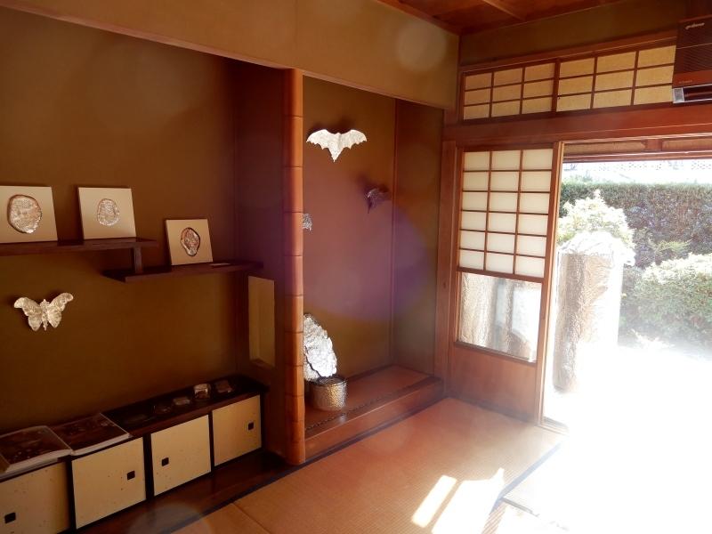 秋の館のアートフェスタ(下)* Gakuenmae Art Festa3_f0374041_13480197.jpg