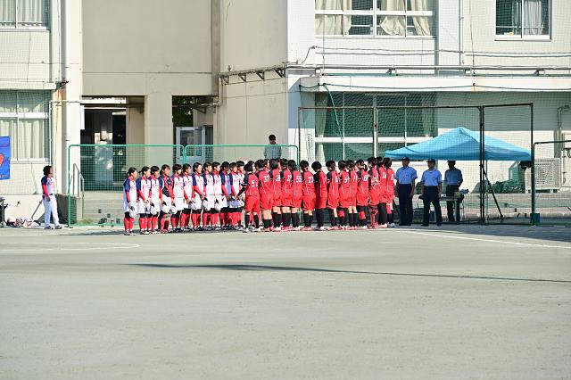 2019東京高校秋期大会 神田VS藤村_b0249247_20244898.jpg
