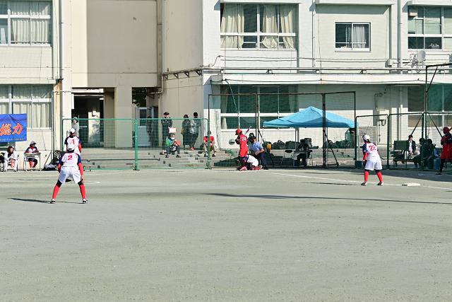 2019東京高校秋期大会 神田VS藤村_b0249247_20254695.jpg