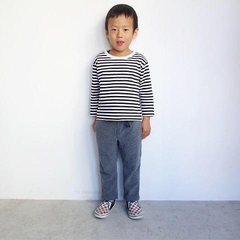 Gramicci kid\'s :  FLEECE NARROW PANTS_a0234452_14233955.jpg
