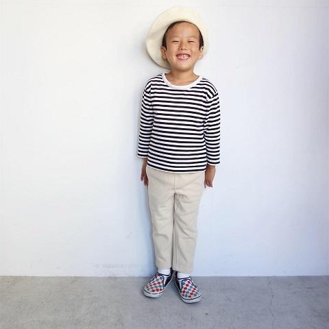 Gramicci kid\'s :  FLEECE NARROW PANTS_a0234452_14233995.jpg