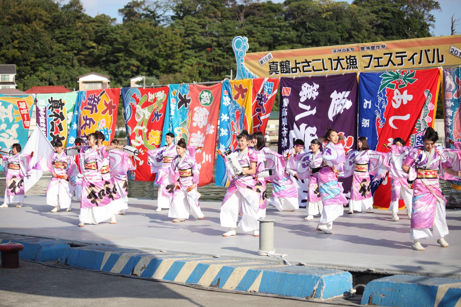真鶴よさこい大漁フェスティバル2019【12】 _c0299360_17121482.jpg
