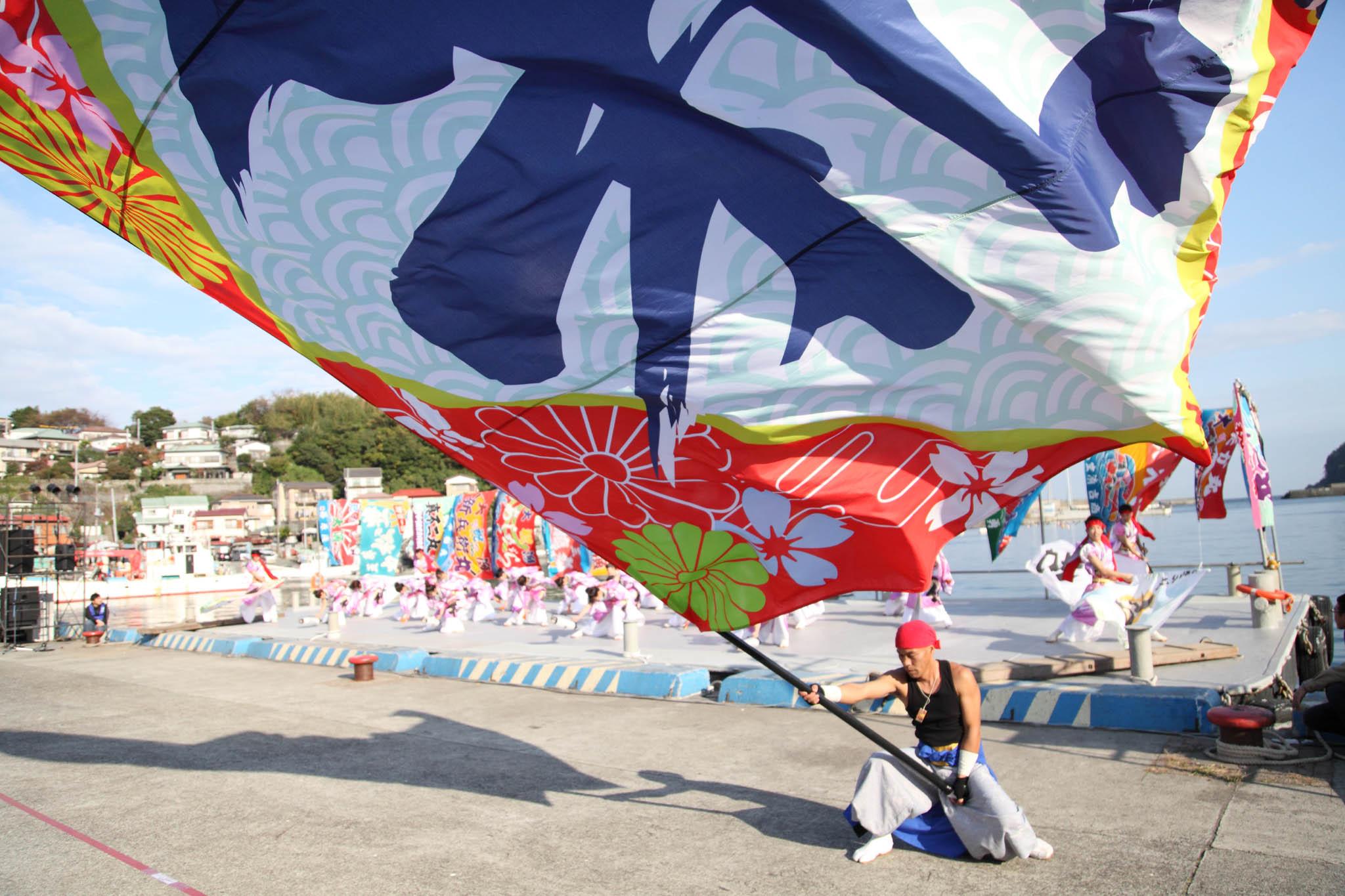 真鶴よさこい大漁フェスティバル2019【12】 _c0299360_17131546.jpg