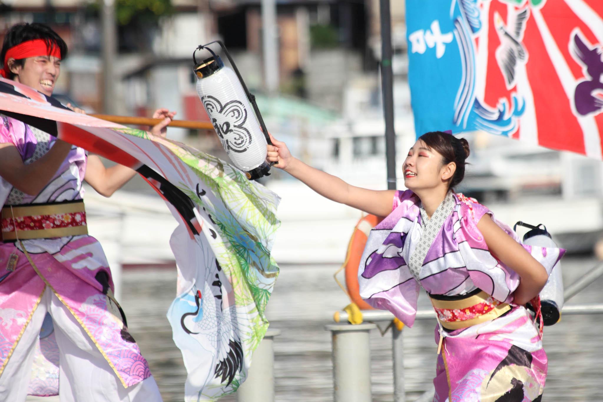 真鶴よさこい大漁フェスティバル2019【12】 _c0299360_17141858.jpg