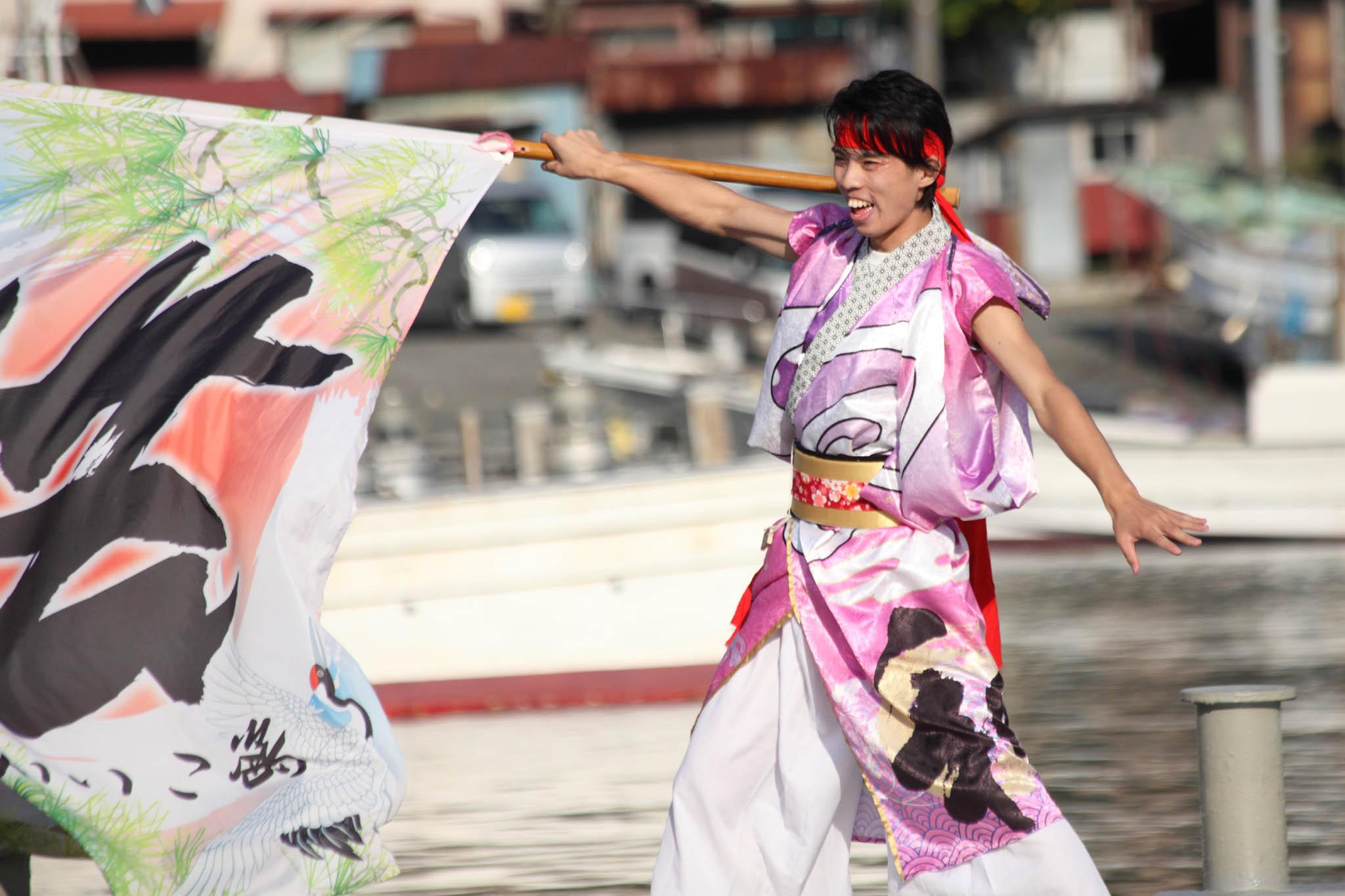 真鶴よさこい大漁フェスティバル2019【12】 _c0299360_17143782.jpg