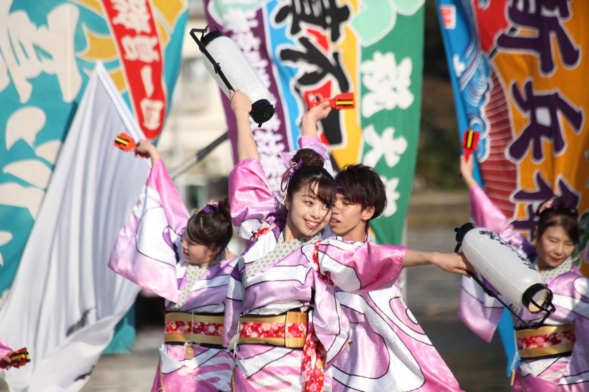 真鶴よさこい大漁フェスティバル2019【12】 _c0299360_1716543.jpg