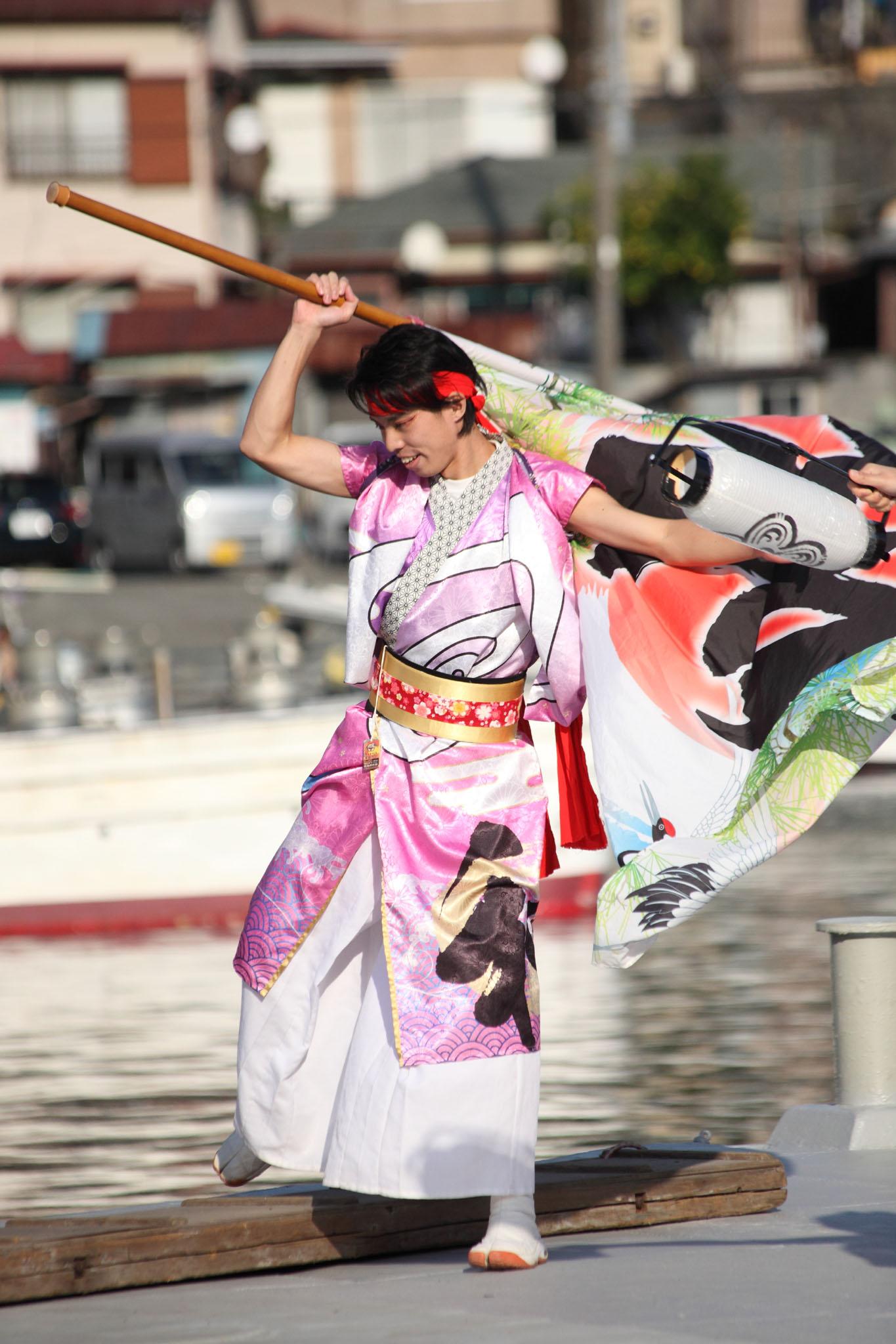 真鶴よさこい大漁フェスティバル2019【12】 _c0299360_1716967.jpg