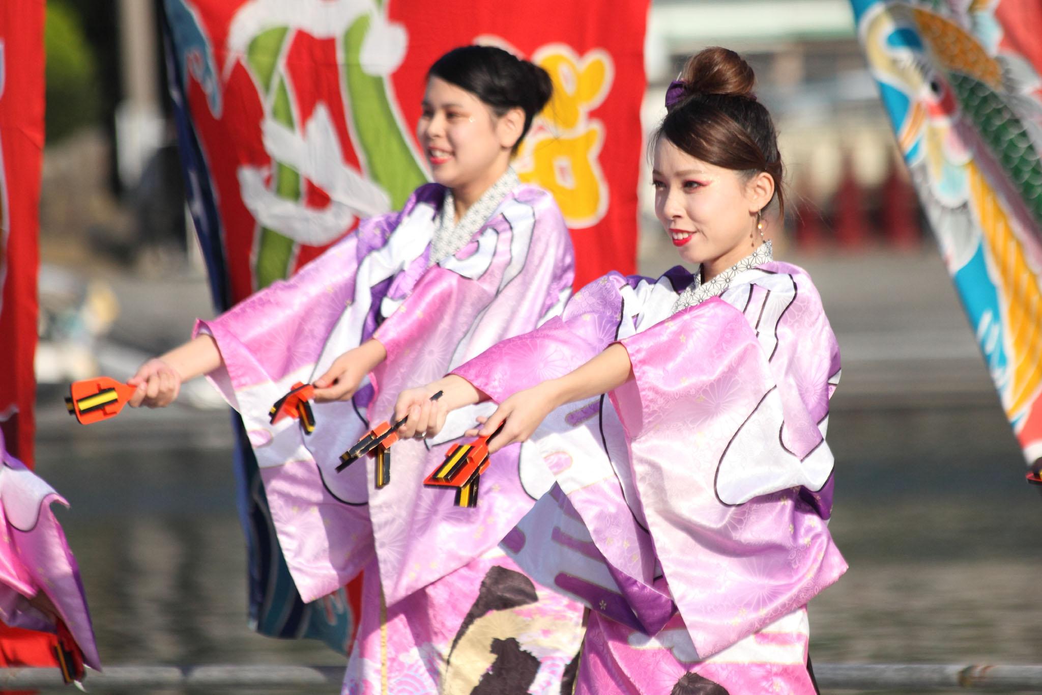 真鶴よさこい大漁フェスティバル2019【12】 _c0299360_17171091.jpg
