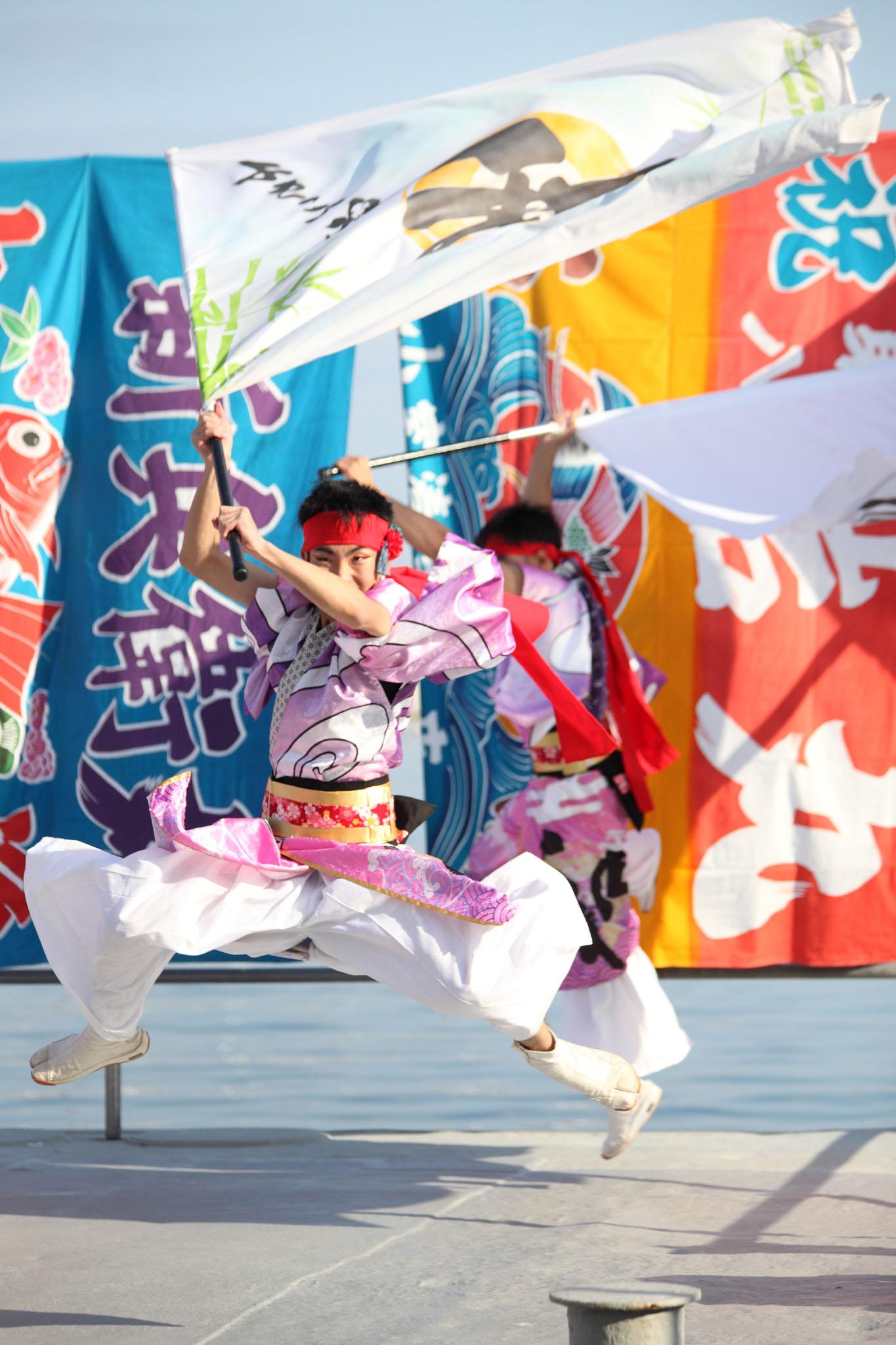 真鶴よさこい大漁フェスティバル2019【12】 _c0299360_17184536.jpg