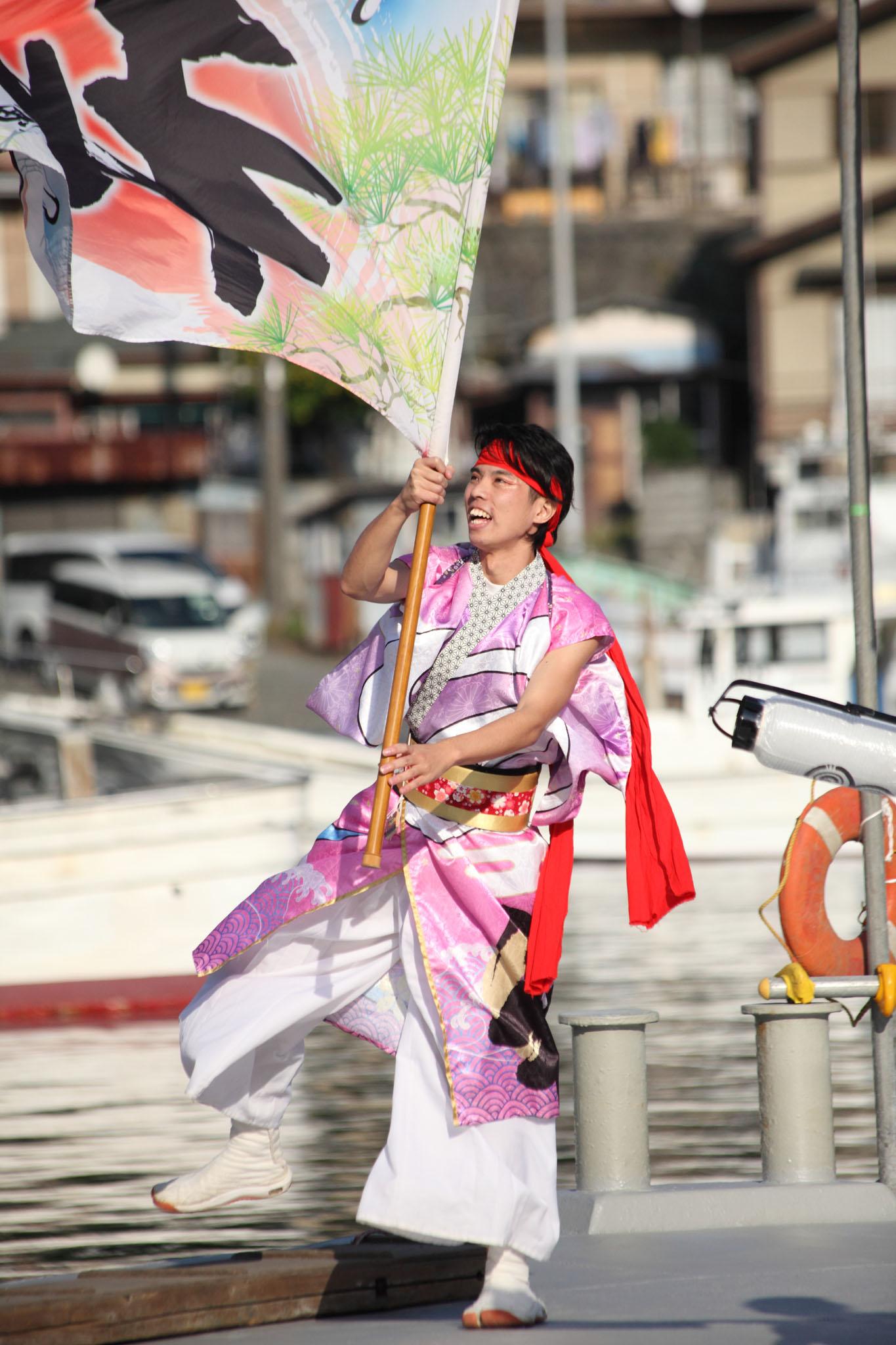 真鶴よさこい大漁フェスティバル2019【12】 _c0299360_17185783.jpg