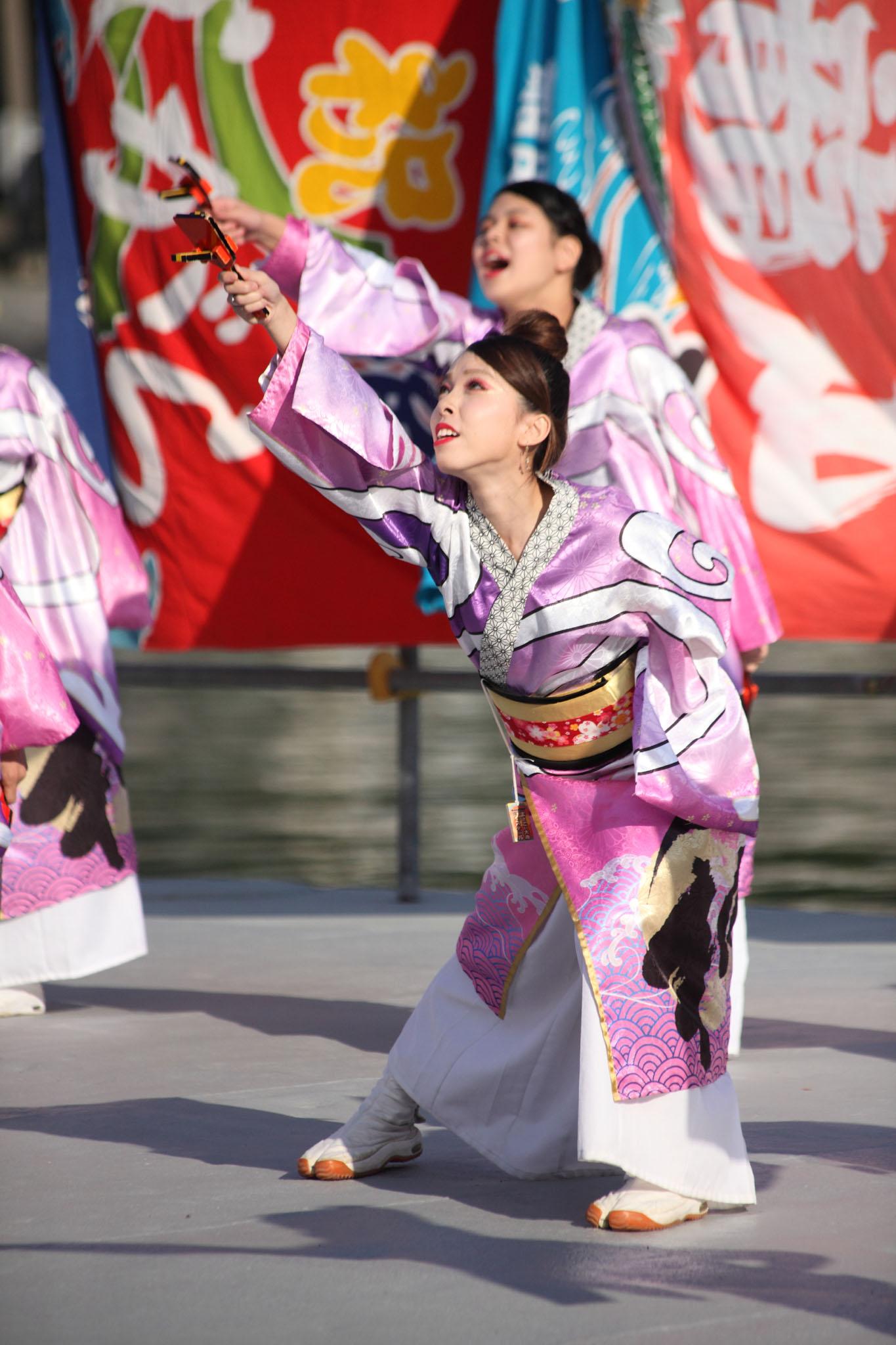 真鶴よさこい大漁フェスティバル2019【12】 _c0299360_17191921.jpg