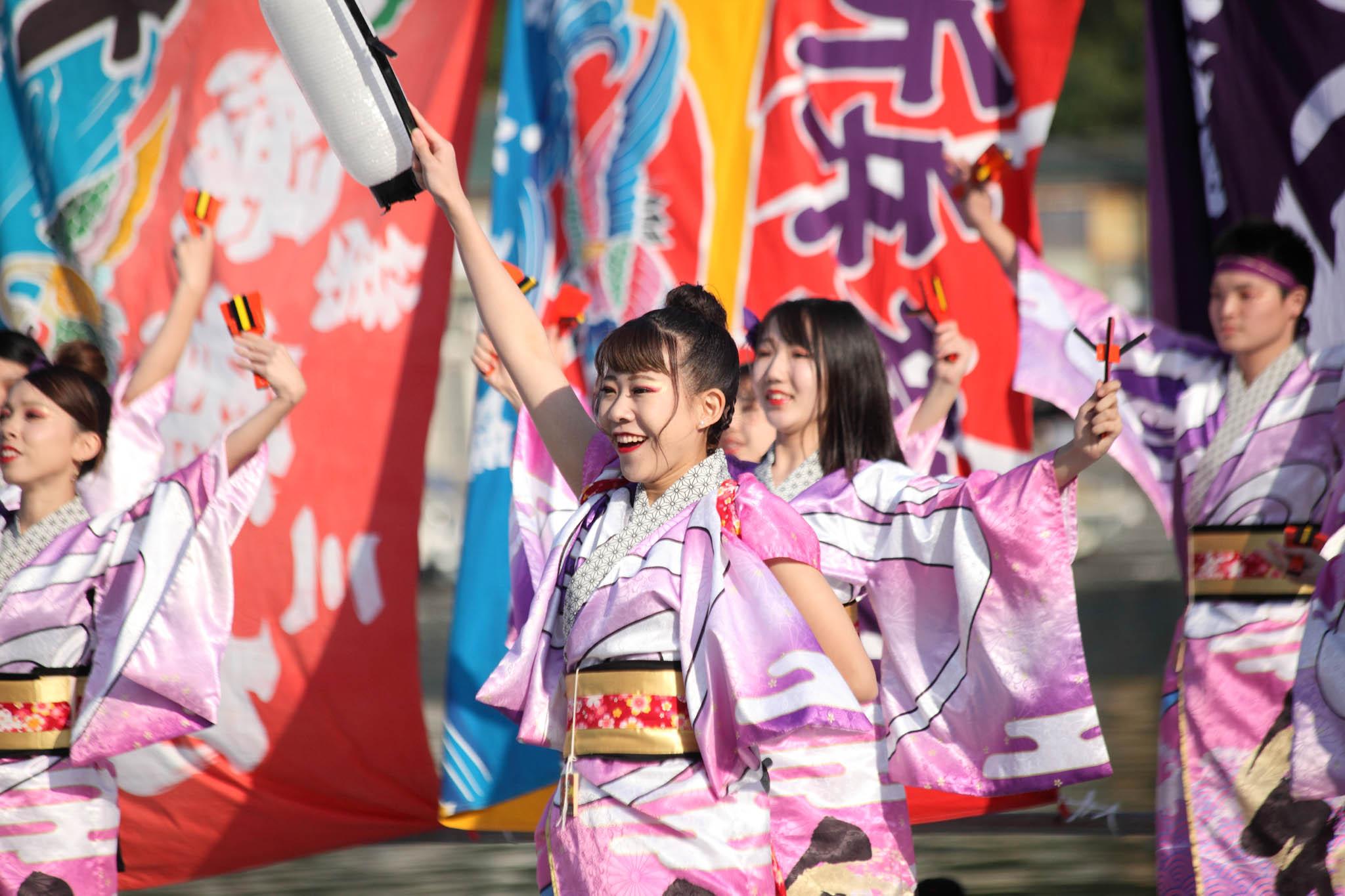 真鶴よさこい大漁フェスティバル2019【12】 _c0299360_17231620.jpg