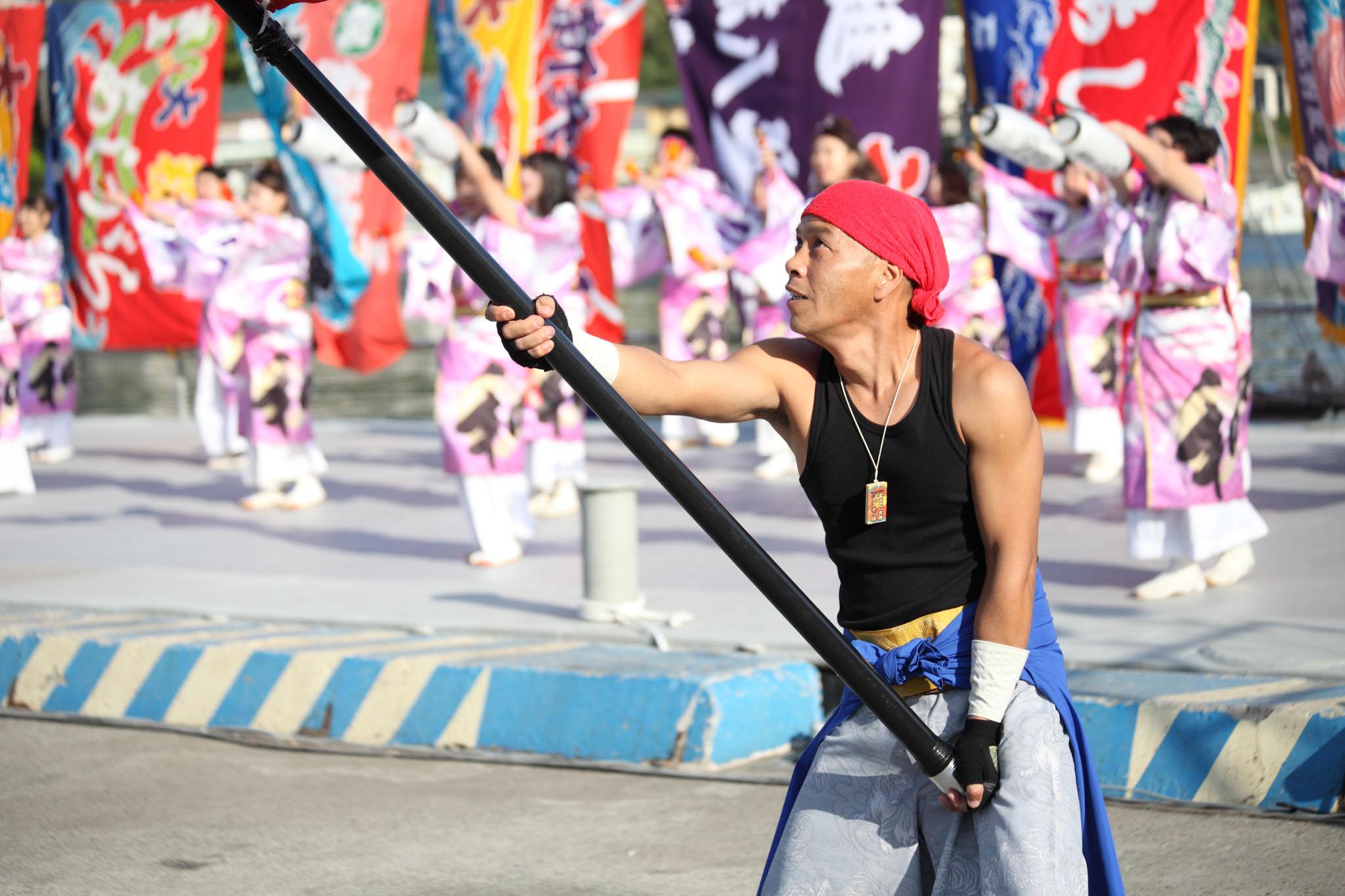 真鶴よさこい大漁フェスティバル2019【12】 _c0299360_1732544.jpg
