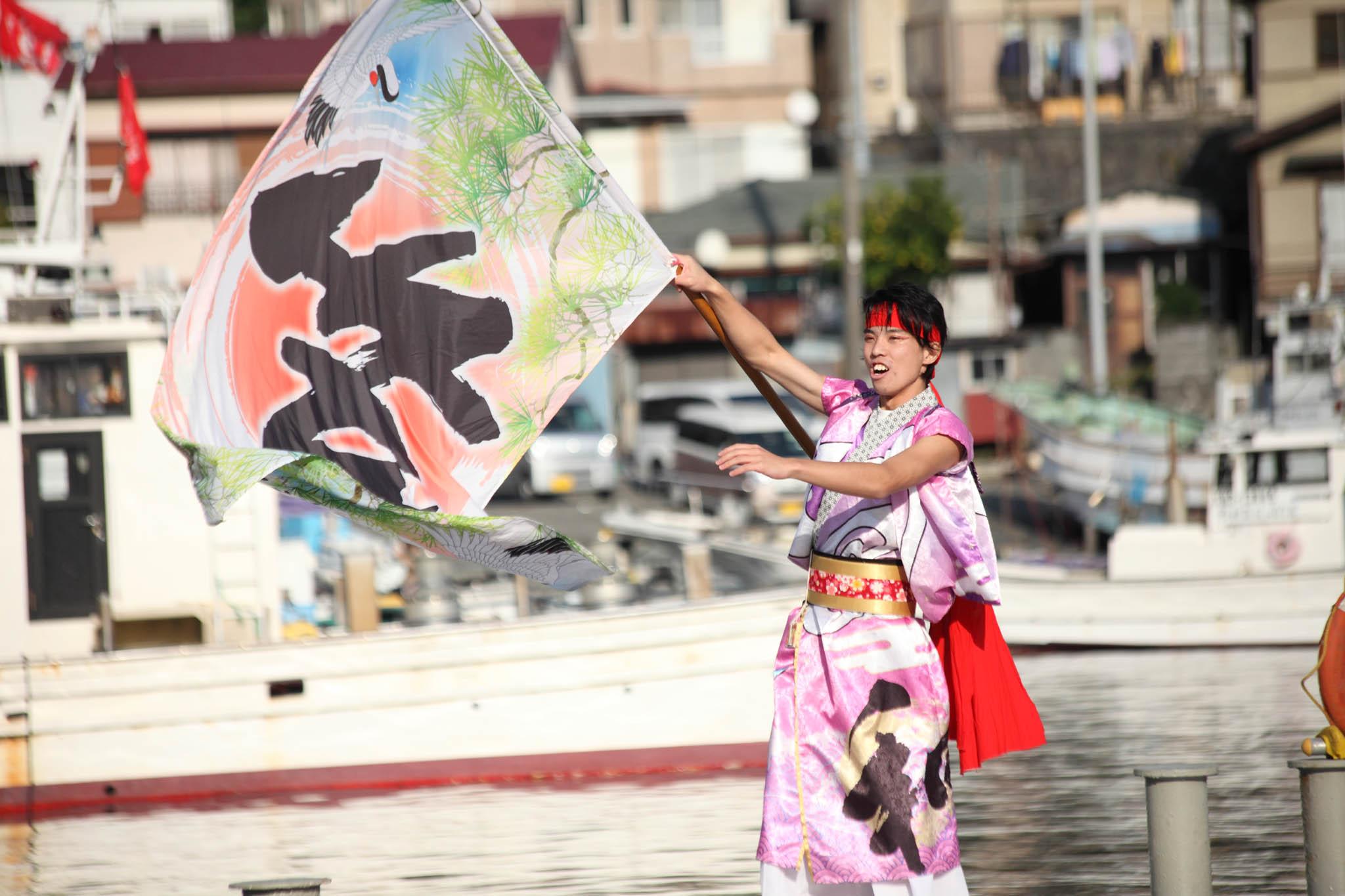 真鶴よさこい大漁フェスティバル2019【12】 _c0299360_1733624.jpg