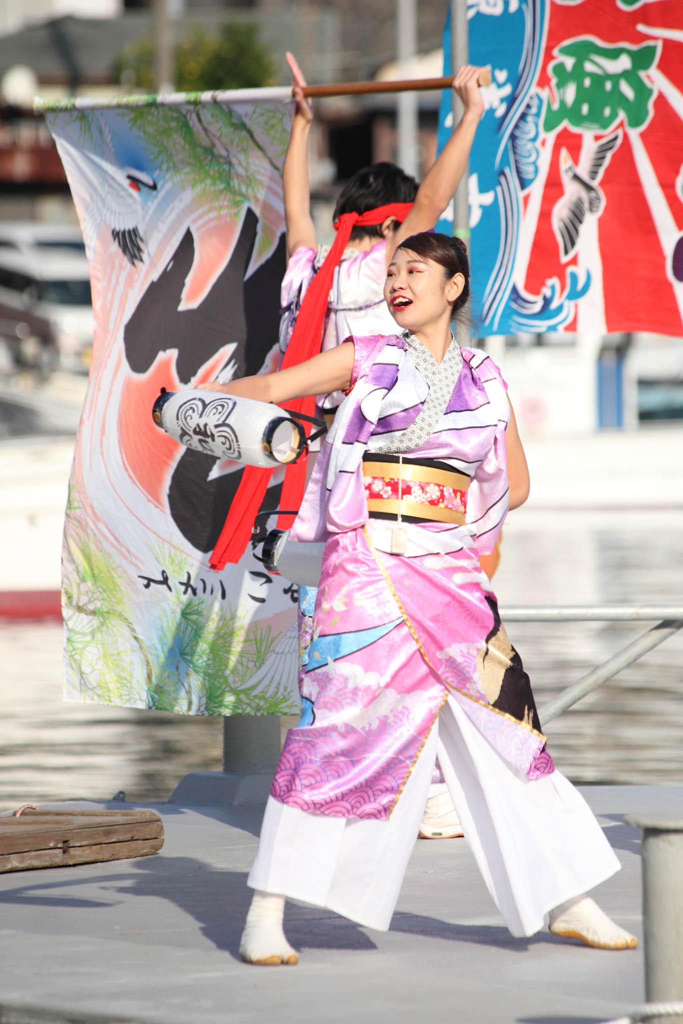 真鶴よさこい大漁フェスティバル2019【12】 _c0299360_175386.jpg