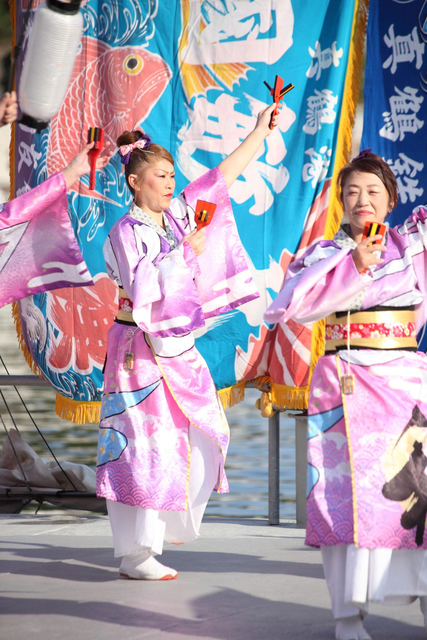 真鶴よさこい大漁フェスティバル2019【12】 _c0299360_1795716.jpg