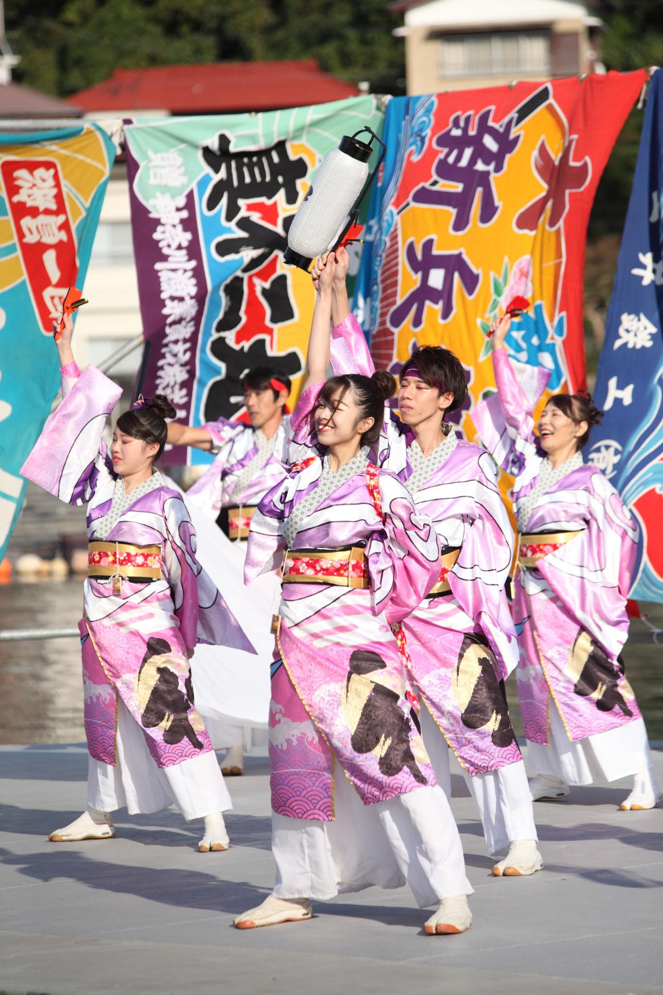 真鶴よさこい大漁フェスティバル2019【12】 _c0299360_179964.jpg