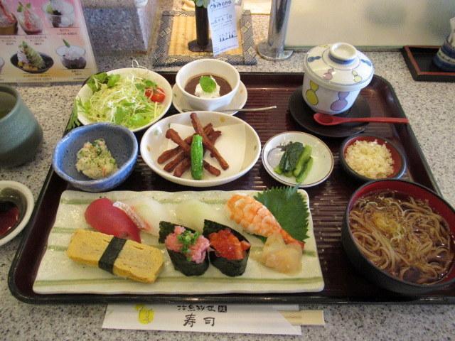 寿司・割烹 ひょうたん * メニュー豊富でコスパ最高!御代田のお寿司屋さん♪_f0236260_18081908.jpg