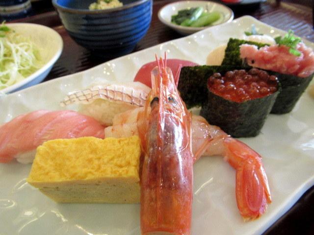 寿司・割烹 ひょうたん * メニュー豊富でコスパ最高!御代田のお寿司屋さん♪_f0236260_18094552.jpg