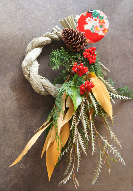 12月のマンスリーはお正月飾り_b0286862_17100629.jpg