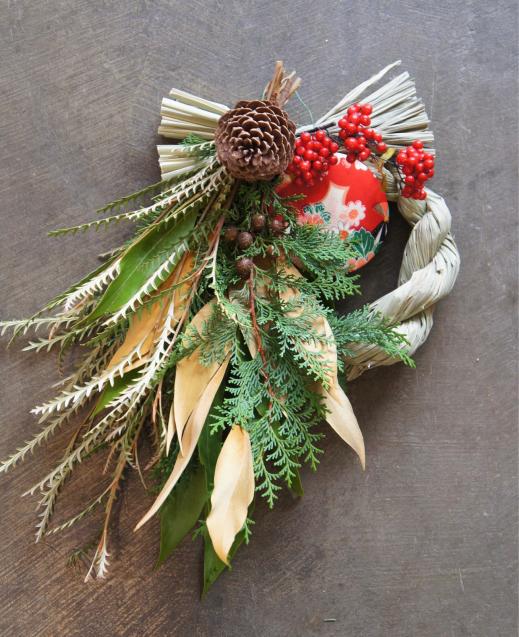 12月のマンスリーはお正月飾り_b0286862_17130419.jpg