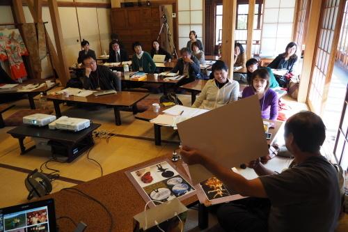 美術による学び研究会 大分大会 様々な視点から美術教育を考えることができた研究会_b0068572_00415906.jpg