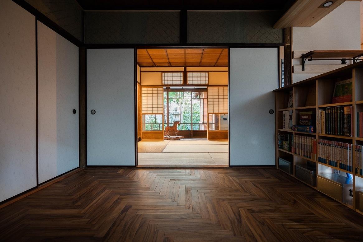 京都・北大路の家 _e0383176_13201578.jpg