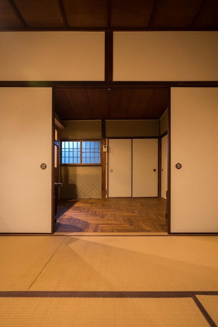 京都・北大路の家 _e0383176_13202525.jpg