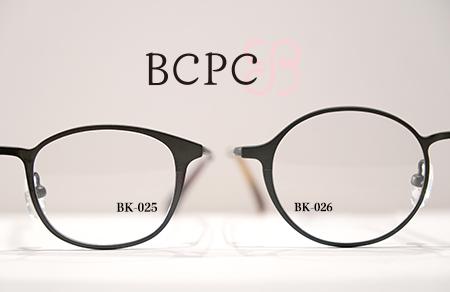 BCPC NEW!  小さい眼鏡!BK-025&026_e0267277_16273287.jpg