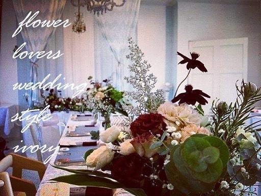 〜週末の婚礼から〜♬_b0094378_20080258.jpeg