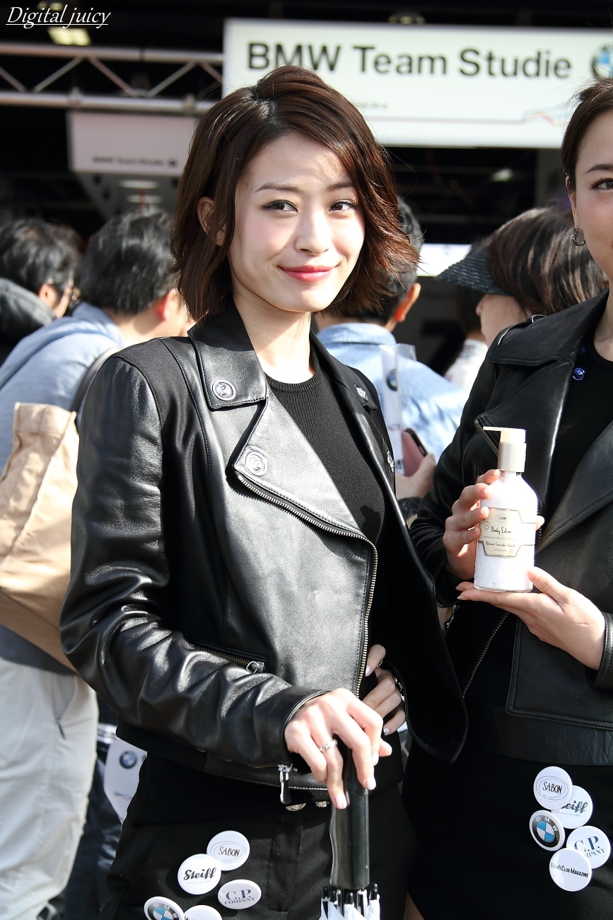 葉山美月 さん(BMW Team Studie MUSE)_c0216181_22402673.jpg