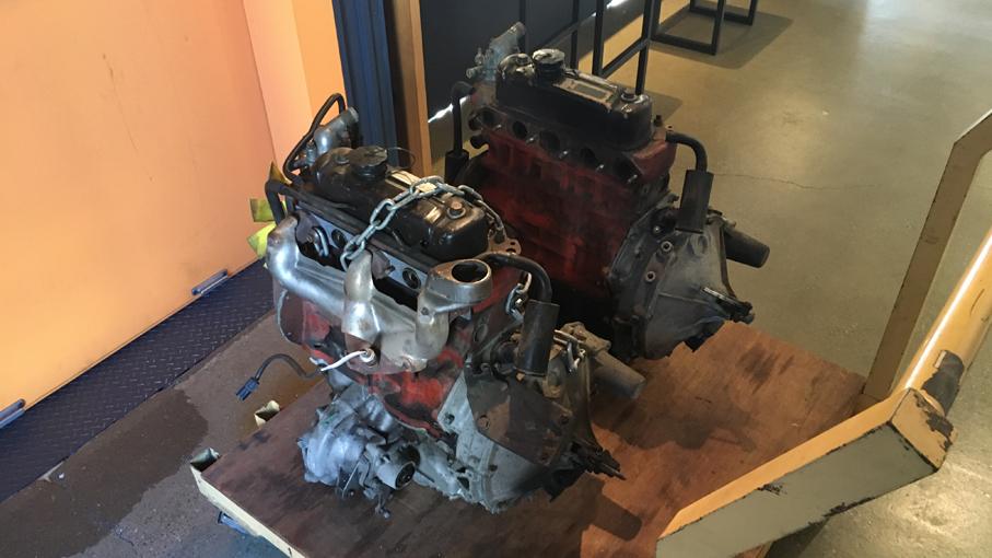 Miniエンジンの載せ替え_b0061387_14194200.jpg