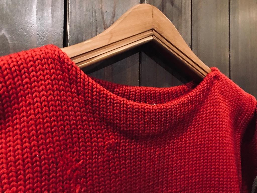 マグネッツ神戸店11/20(水)Vintage入荷! #2 Athletic Knit Item!!!_c0078587_16520903.jpg