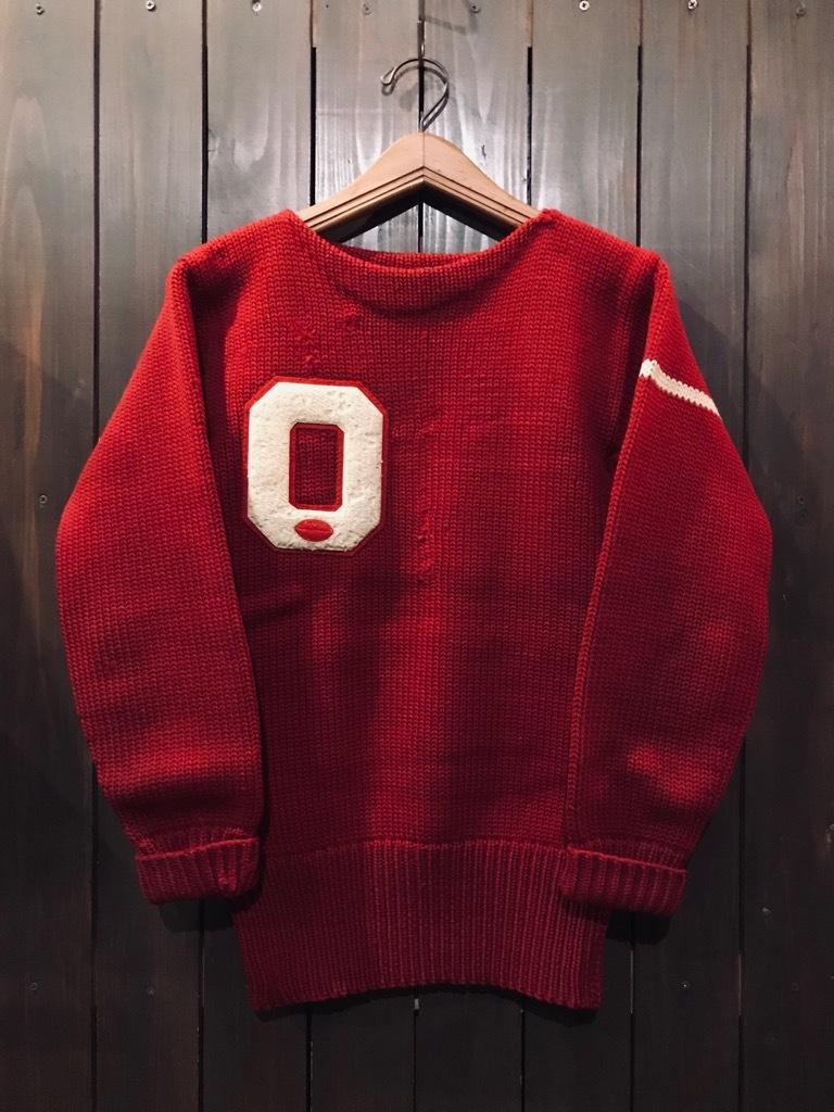 マグネッツ神戸店11/20(水)Vintage入荷! #2 Athletic Knit Item!!!_c0078587_16520933.jpg