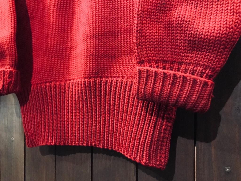 マグネッツ神戸店11/20(水)Vintage入荷! #2 Athletic Knit Item!!!_c0078587_16520940.jpg
