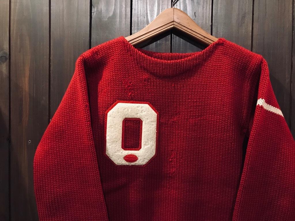 マグネッツ神戸店11/20(水)Vintage入荷! #2 Athletic Knit Item!!!_c0078587_16520969.jpg