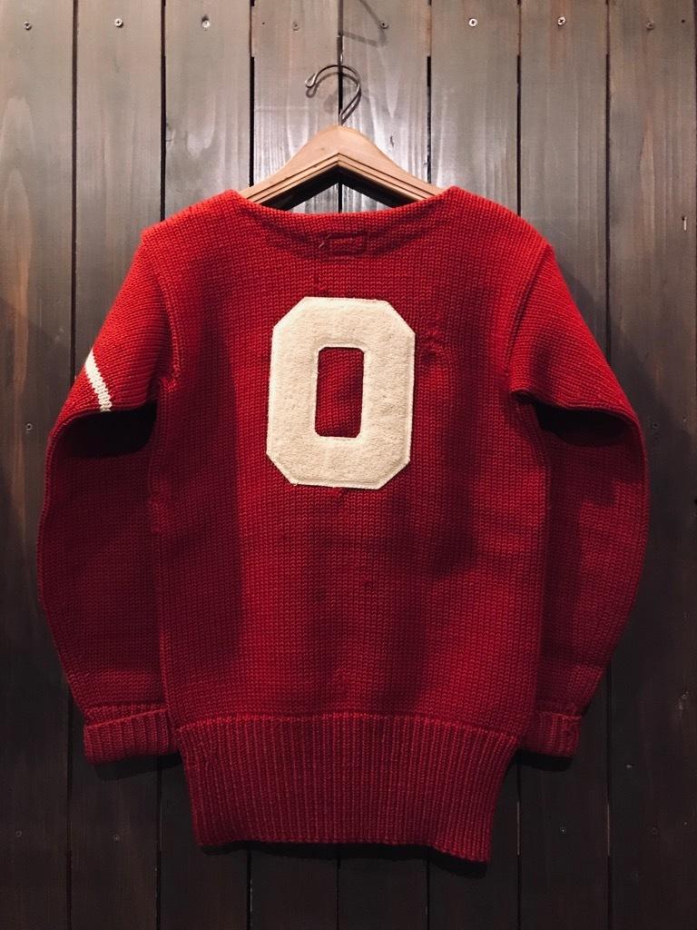 マグネッツ神戸店11/20(水)Vintage入荷! #2 Athletic Knit Item!!!_c0078587_16521022.jpg