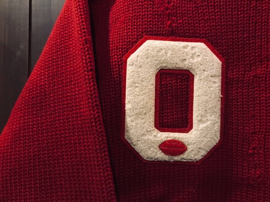 マグネッツ神戸店11/20(水)Vintage入荷! #2 Athletic Knit Item!!!_c0078587_16521063.jpg