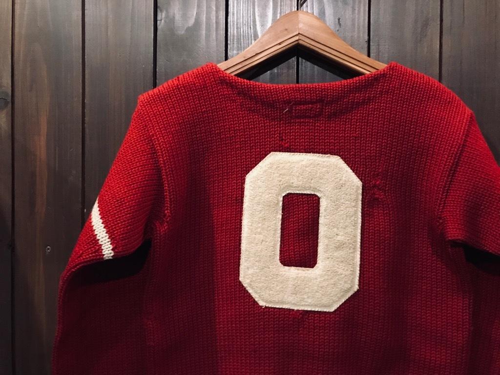 マグネッツ神戸店11/20(水)Vintage入荷! #2 Athletic Knit Item!!!_c0078587_16521064.jpg