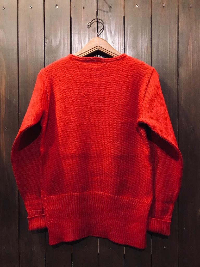 マグネッツ神戸店11/20(水)Vintage入荷! #2 Athletic Knit Item!!!_c0078587_16532177.jpg