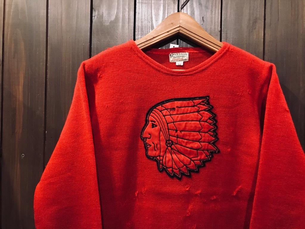 マグネッツ神戸店11/20(水)Vintage入荷! #2 Athletic Knit Item!!!_c0078587_16532230.jpg