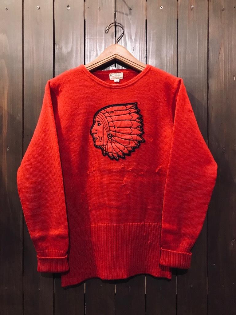 マグネッツ神戸店11/20(水)Vintage入荷! #2 Athletic Knit Item!!!_c0078587_16532234.jpg