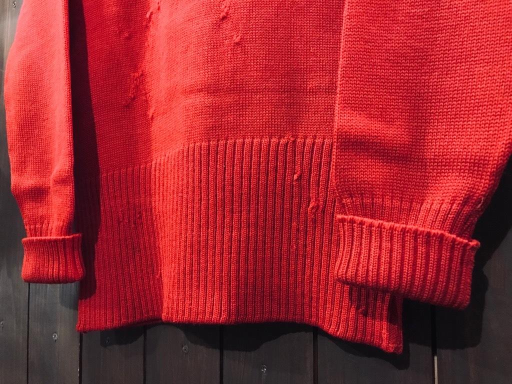 マグネッツ神戸店11/20(水)Vintage入荷! #2 Athletic Knit Item!!!_c0078587_16532319.jpg