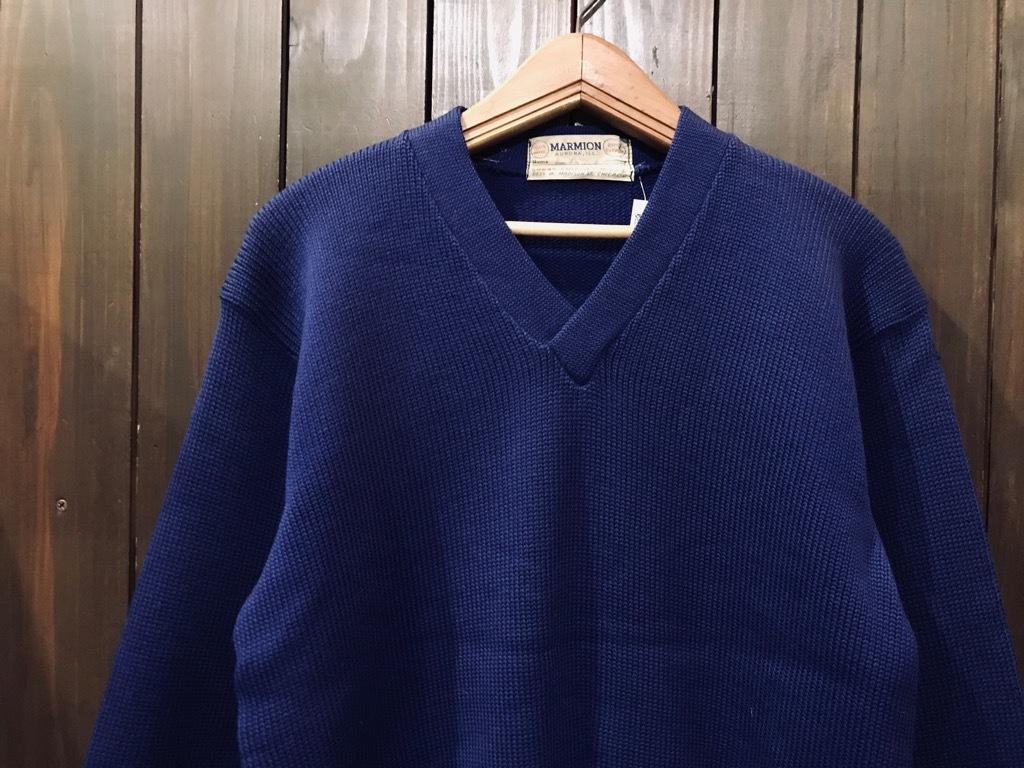 マグネッツ神戸店11/20(水)Vintage入荷! #2 Athletic Knit Item!!!_c0078587_16540729.jpg