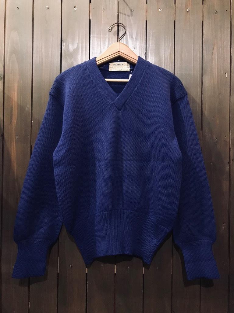 マグネッツ神戸店11/20(水)Vintage入荷! #2 Athletic Knit Item!!!_c0078587_16540755.jpg
