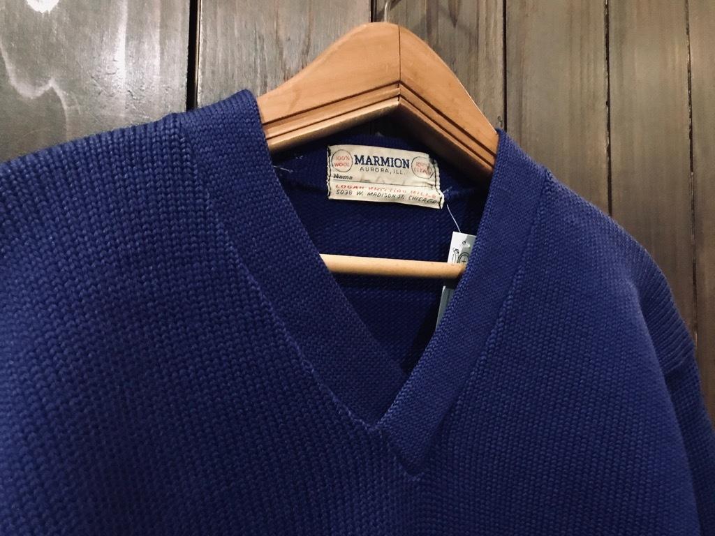 マグネッツ神戸店11/20(水)Vintage入荷! #2 Athletic Knit Item!!!_c0078587_16540802.jpg