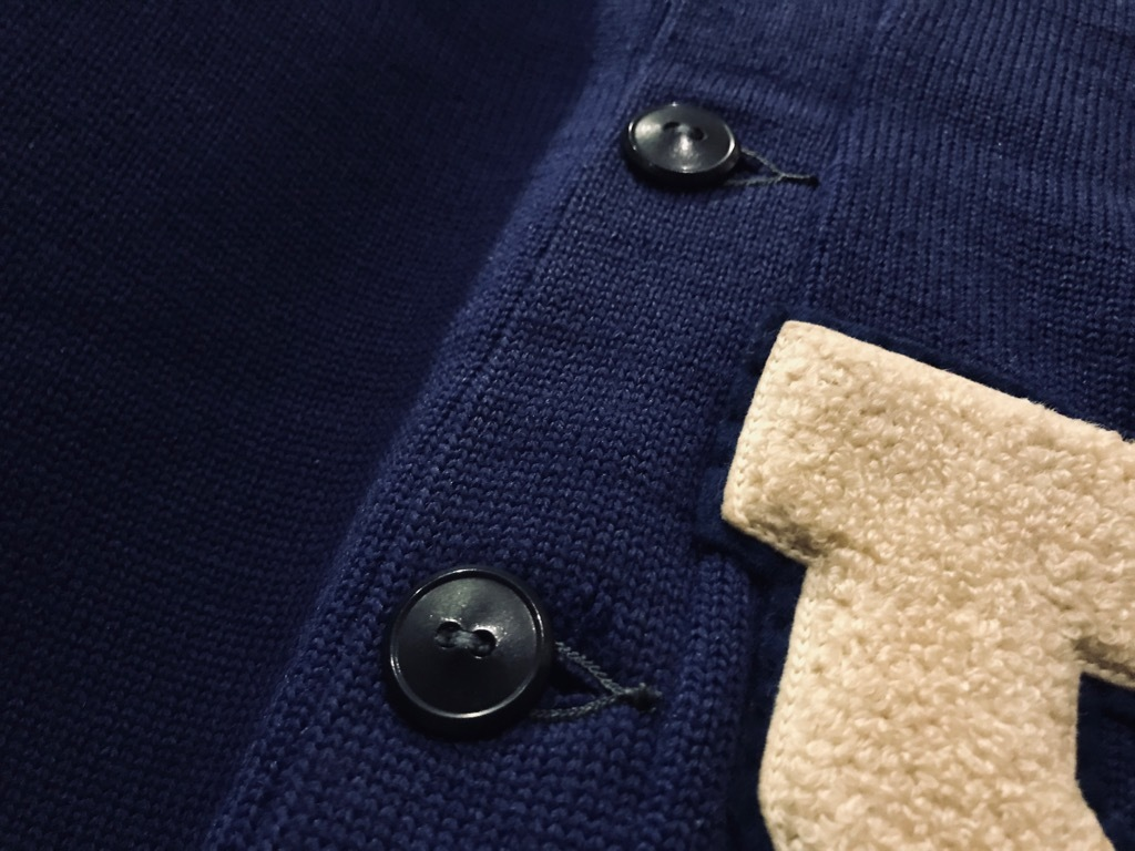 マグネッツ神戸店11/20(水)Vintage入荷! #2 Athletic Knit Item!!!_c0078587_16591430.jpg