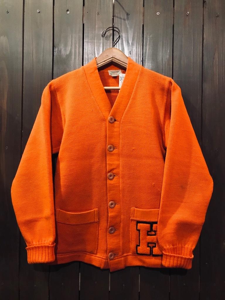マグネッツ神戸店11/20(水)Vintage入荷! #2 Athletic Knit Item!!!_c0078587_16595596.jpg