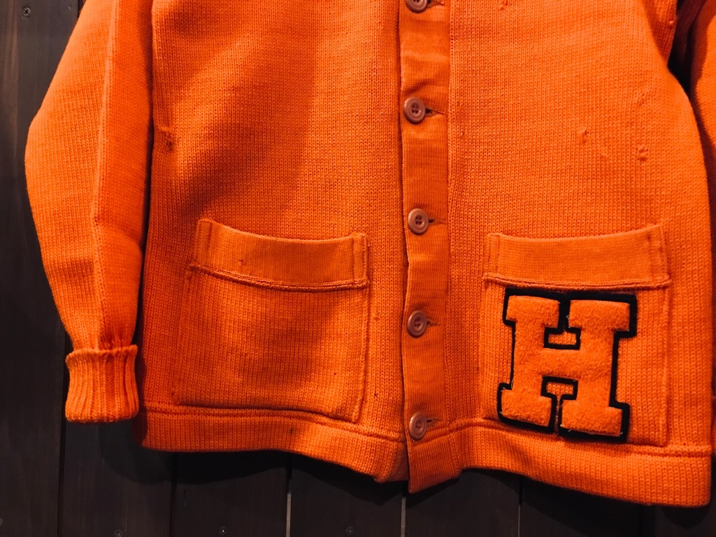マグネッツ神戸店11/20(水)Vintage入荷! #2 Athletic Knit Item!!!_c0078587_16595638.jpg