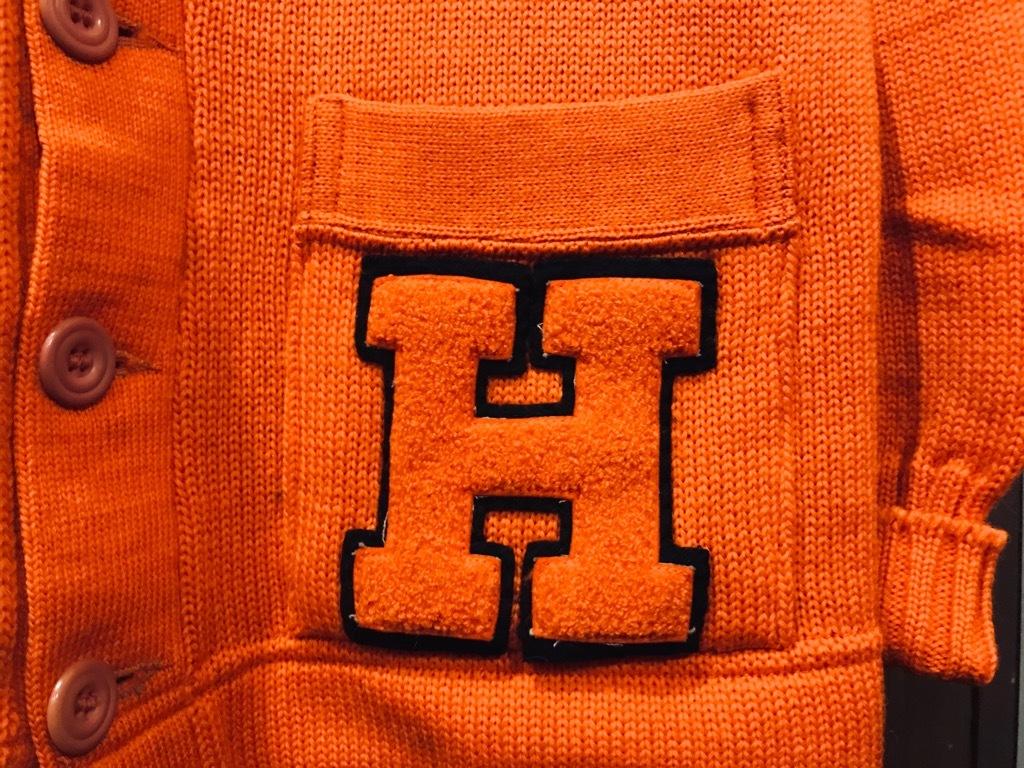 マグネッツ神戸店11/20(水)Vintage入荷! #2 Athletic Knit Item!!!_c0078587_16595650.jpg